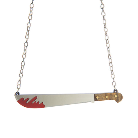 Camp Killer Necklace