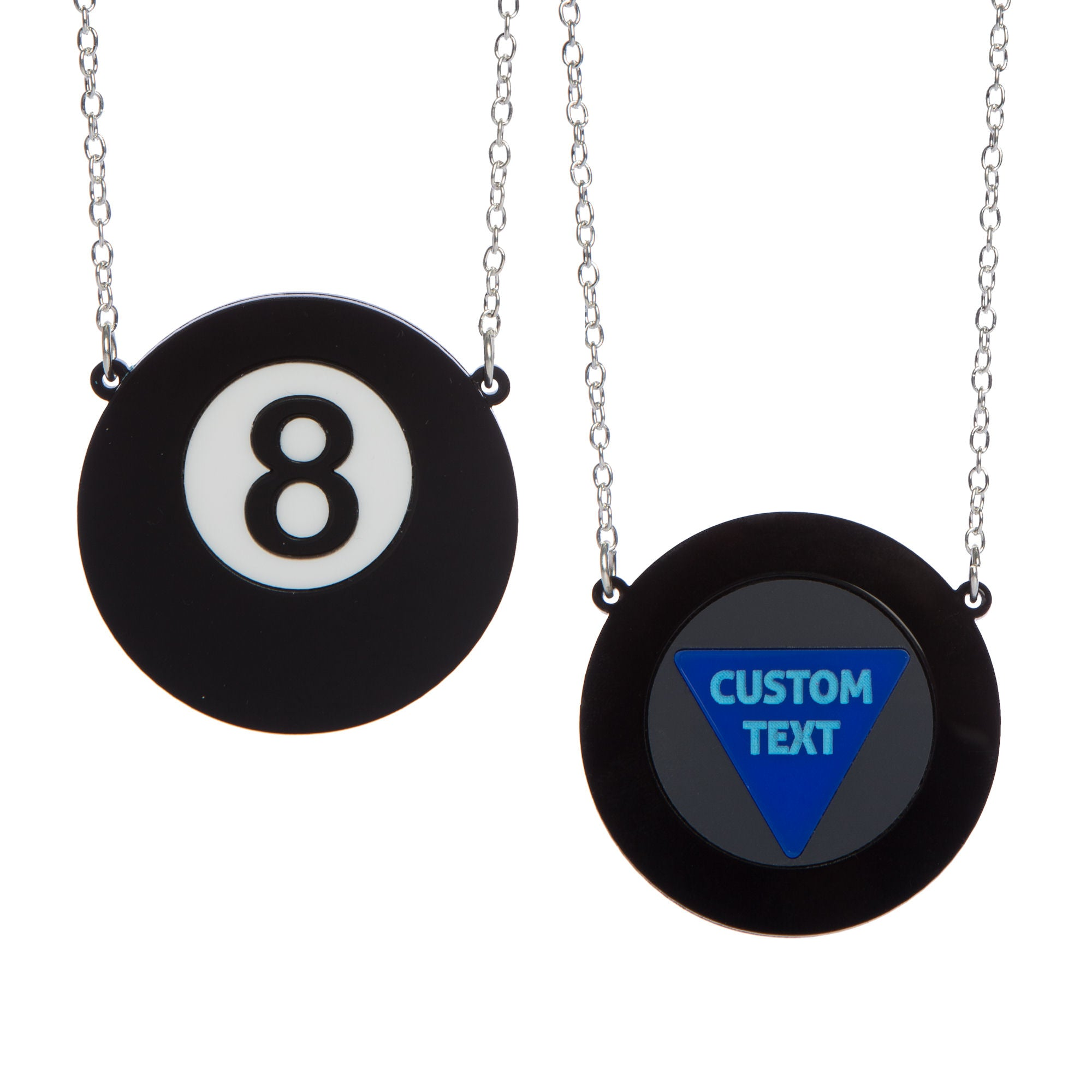 Mystic 8-Ball Necklace