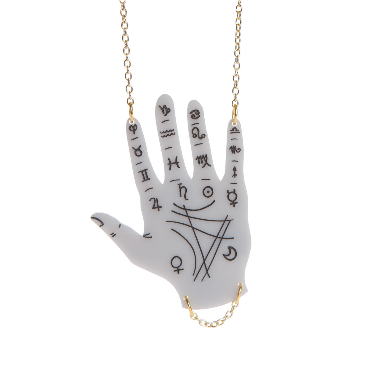 hand gold swarovski necklace necklaces n mariana reverie plated mar products pendants en hamsa crystal yg