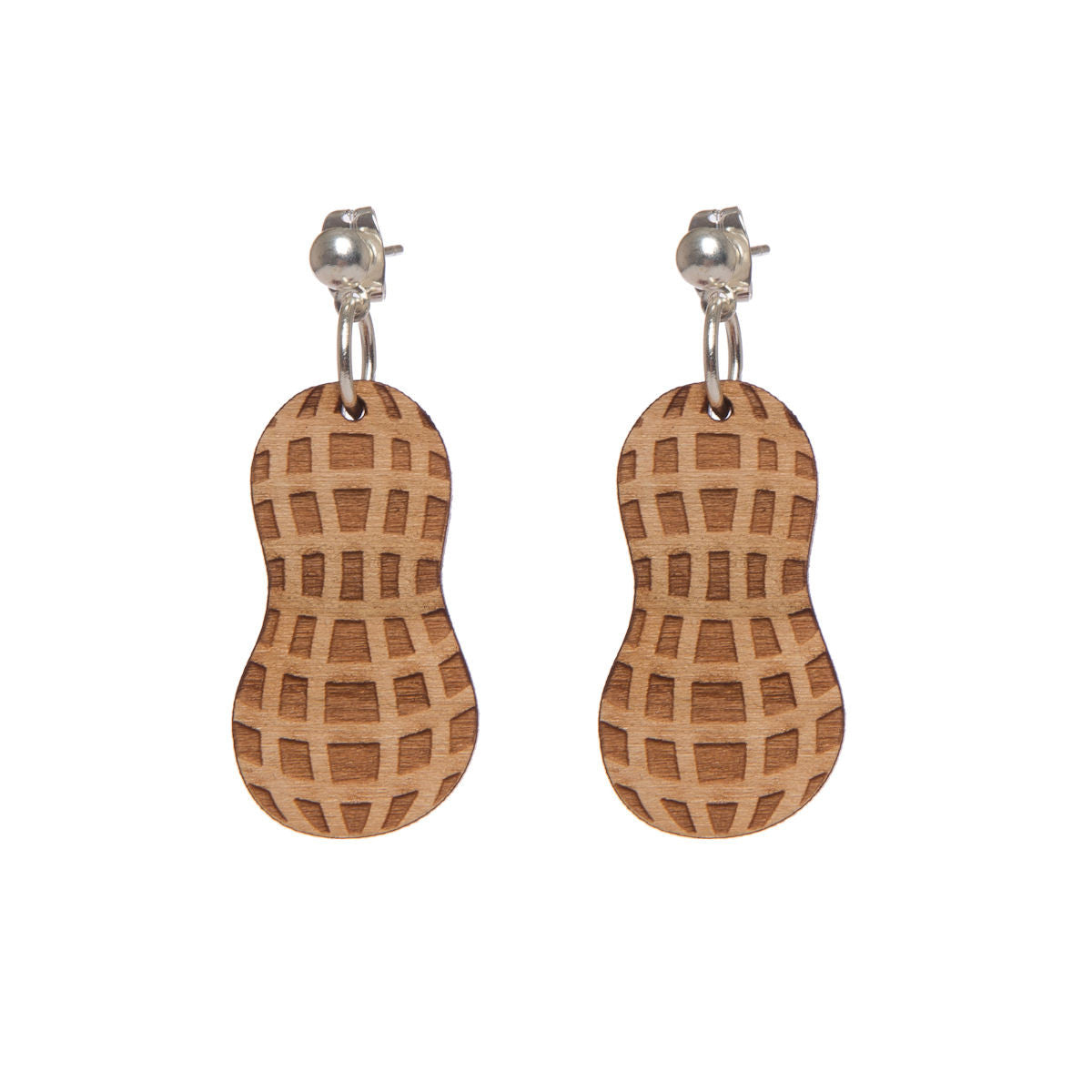 Sugar & Vice Peanut Earrings