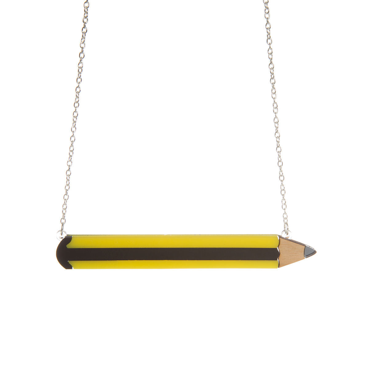 Sugar & Vice Single Pencil Necklace
