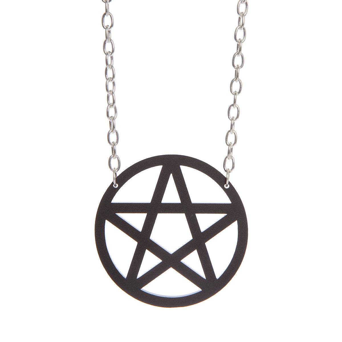 Sugar & Vice Pentagram Necklace 1
