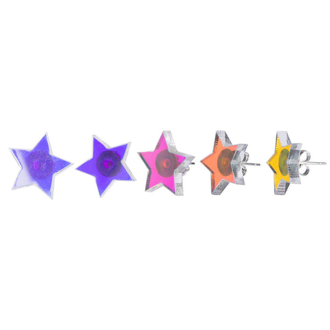 Radiant Star Earrings