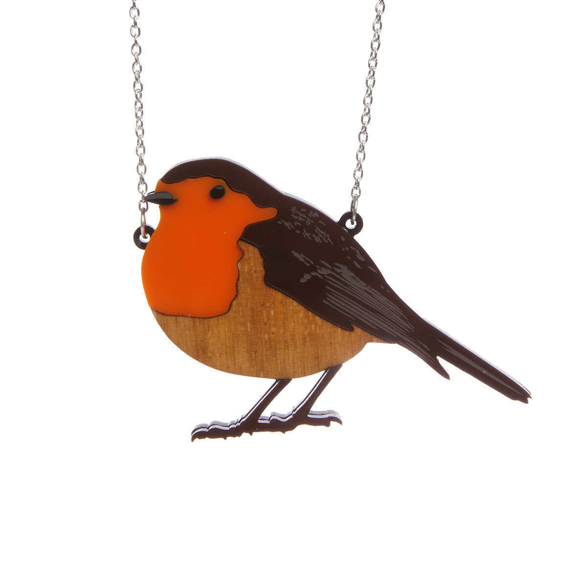 Sugar & Vice Robin Necklace