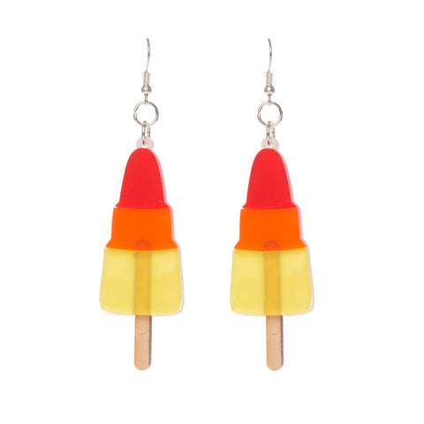 Rocket Lolly Earrings