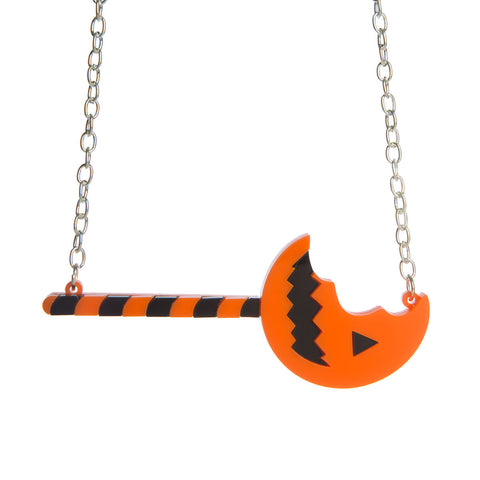 Halloween Treat Necklace