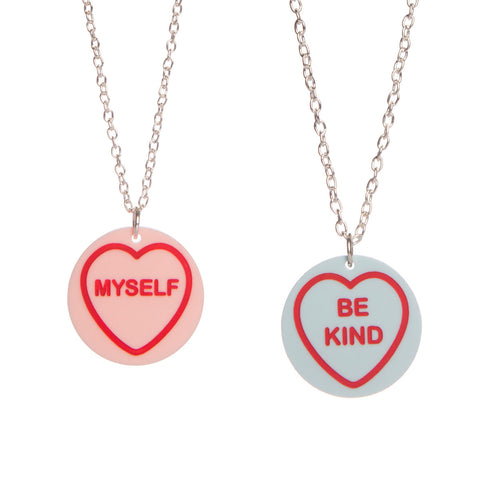 Self Love Hearts Necklace
