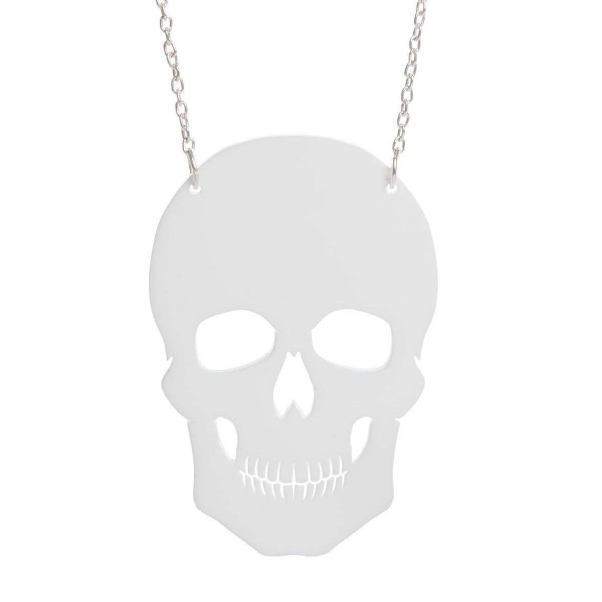 Sugar & Vice Skull Necklace