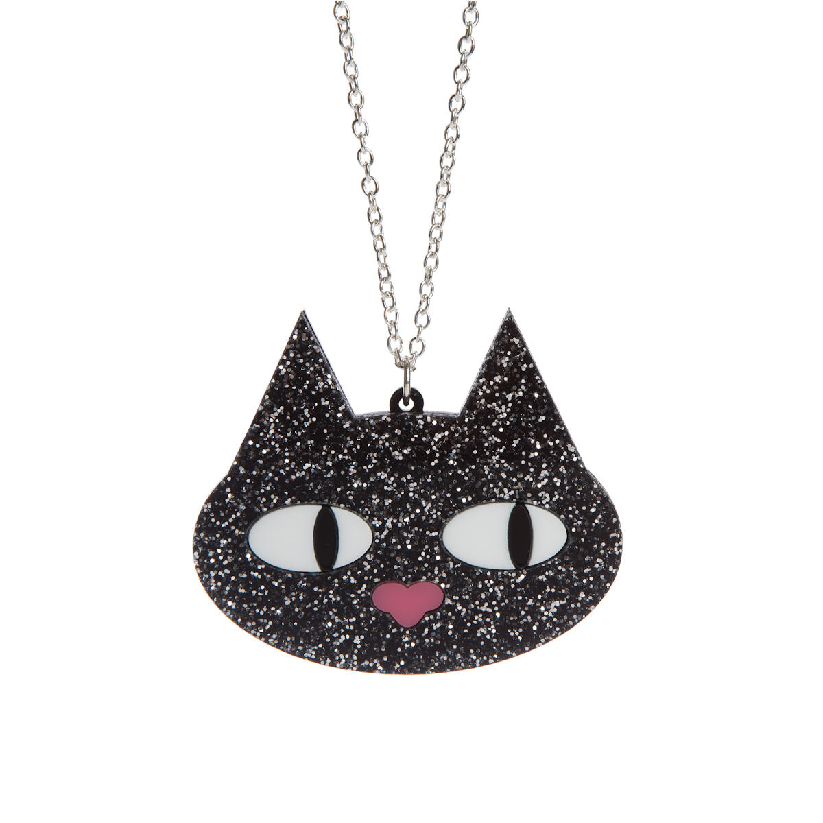 sos15 kitty necklace