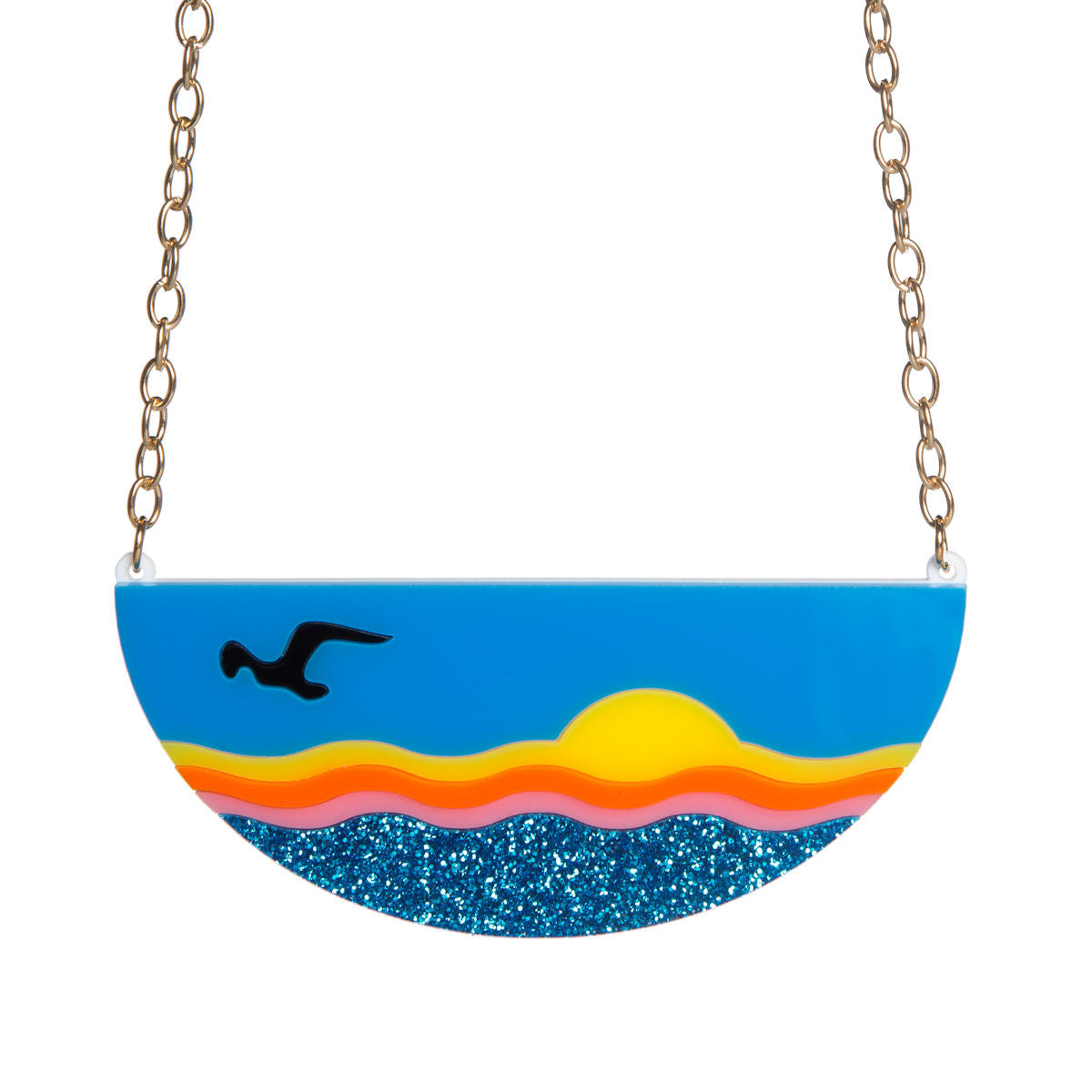 Sugar & Vice Sunset Necklace