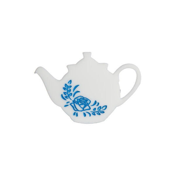 Sugar & Vice Teapot Brooch