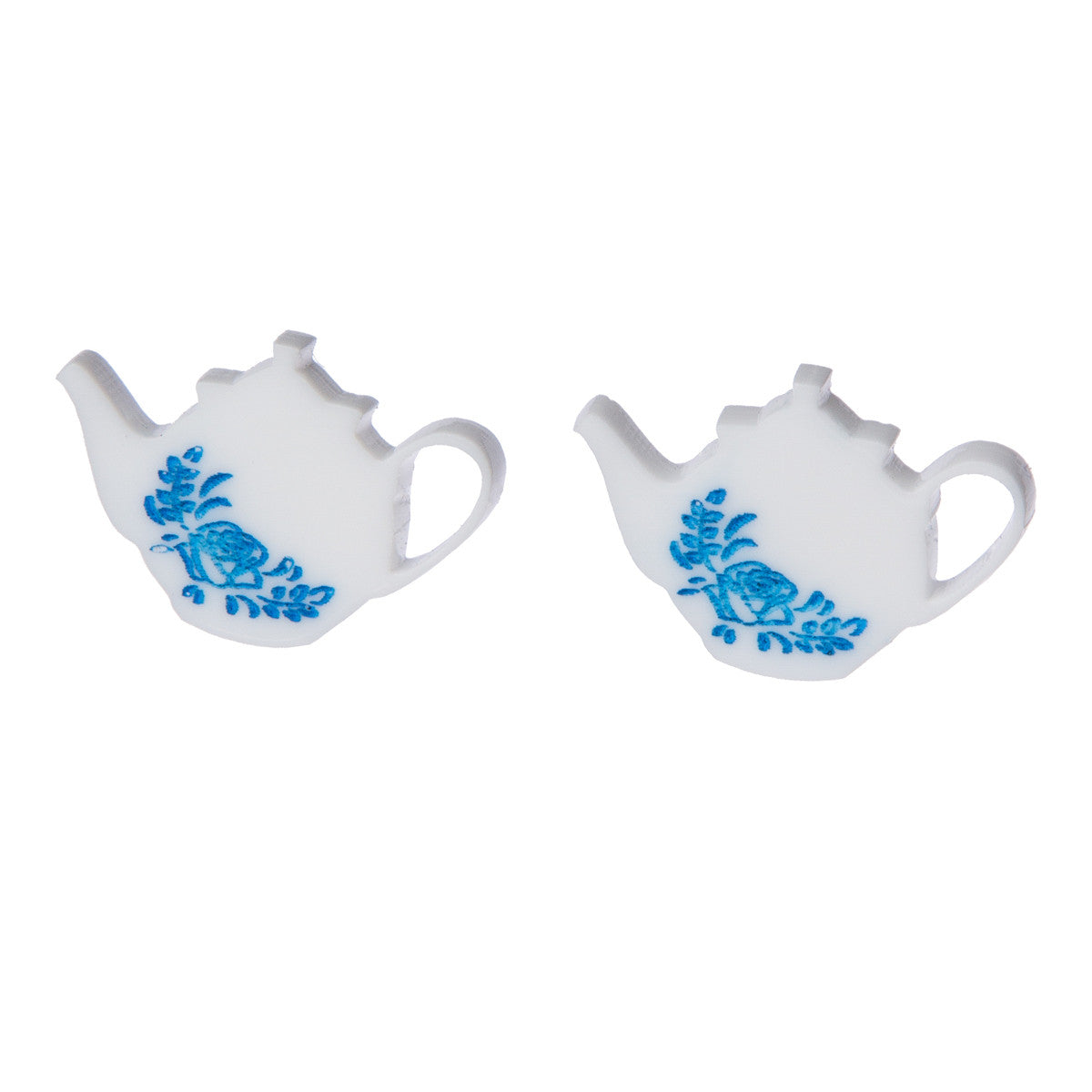 Sugar & Vice Teapot Earrings