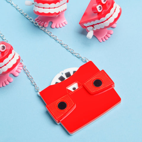 View Finder Necklace