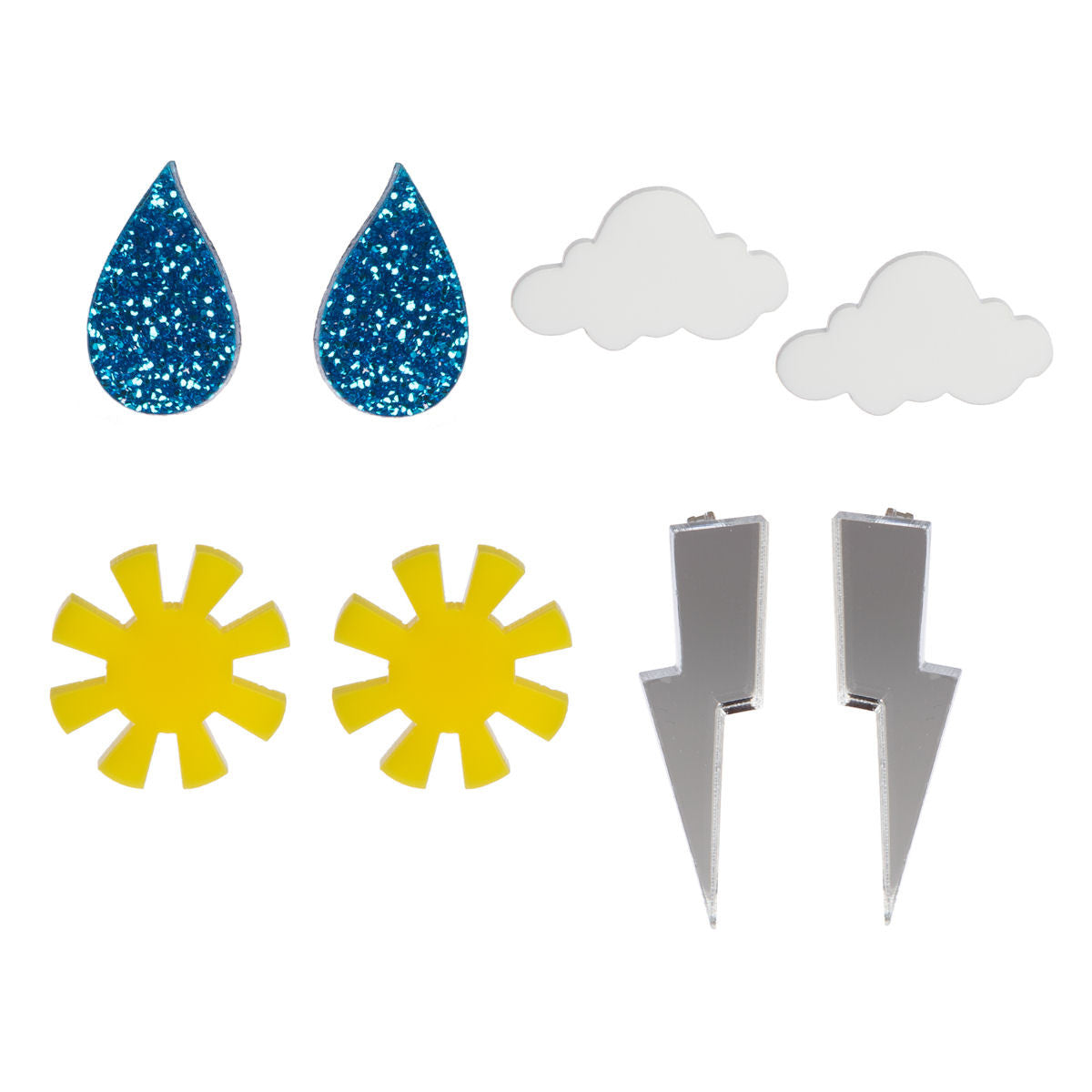 Sugar & Vice Weather Earrings