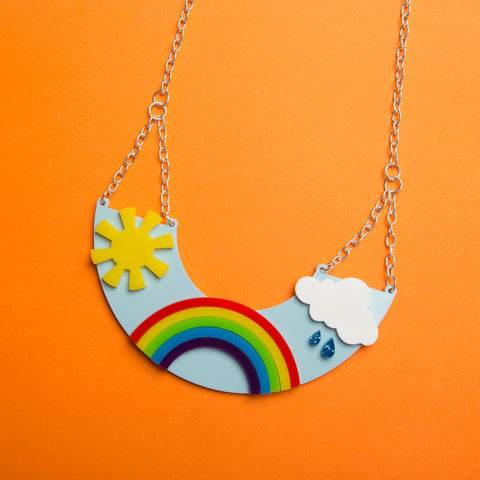 Weather Necklace