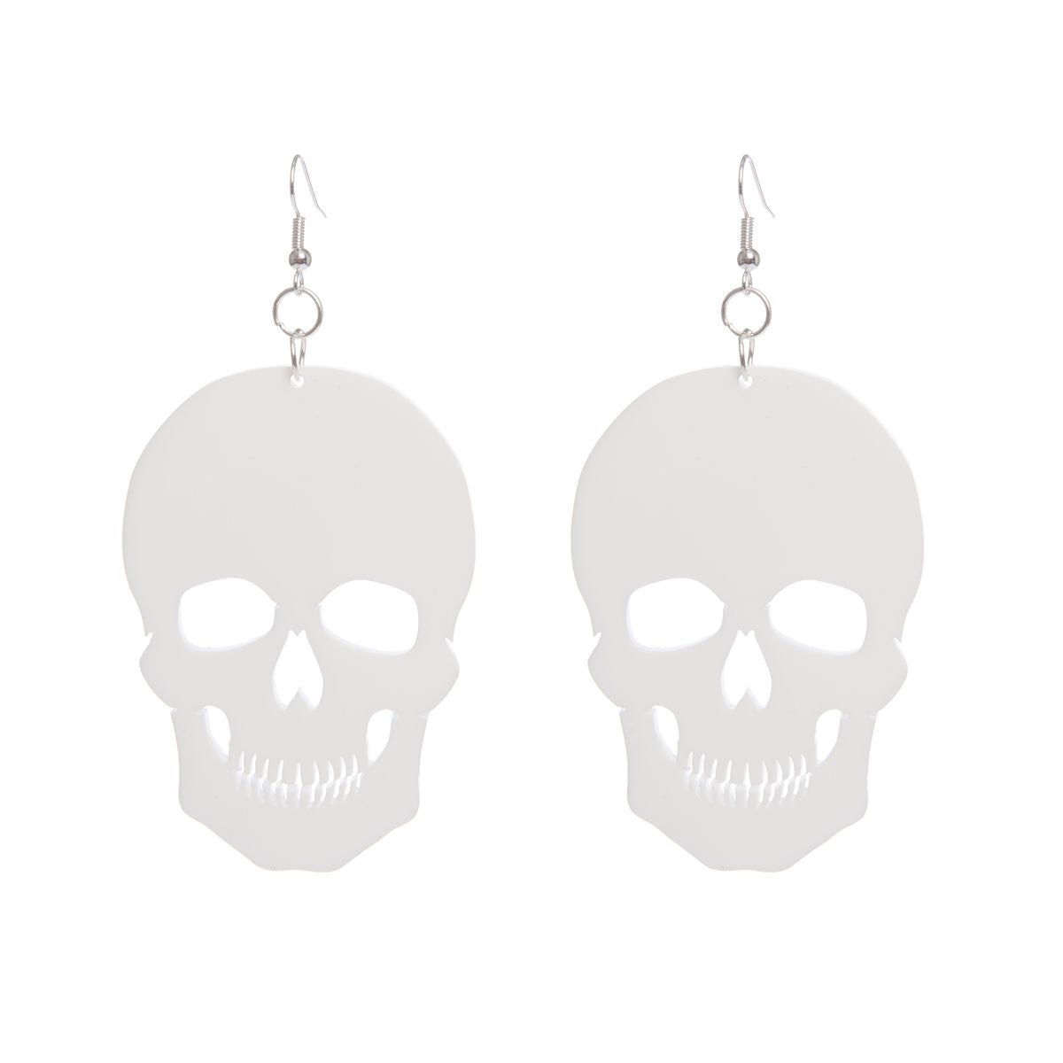 Sugar & Vice XL Skull Earrings