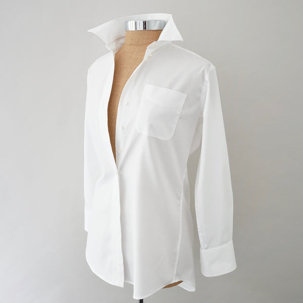 Claridge and King X Shirtini Boyfriend Shirt