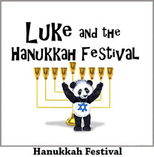 "Load image into Gallery viewer, ""Hanukkah Festival"""