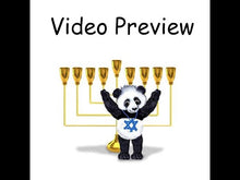 Load and play video in Gallery viewer, Personalized children's book - Hanukkah Chanukah
