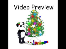 Load and play video in Gallery viewer, Personalized children's book - Christmas