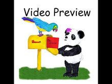 Load and play video in Gallery viewer, Personalized children's book - Valentine's Day