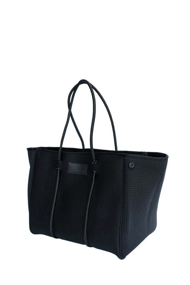 Midnight Zipper Tote