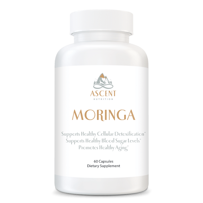 General Health - Moringa Powder Capsules