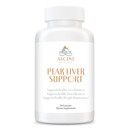 General Health - Peak Liver Support