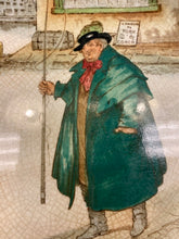 Load image into Gallery viewer, Royal Dalton Plate w/ Man in Green Coat