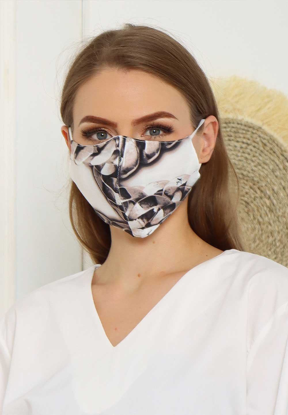 Chain Face Mask