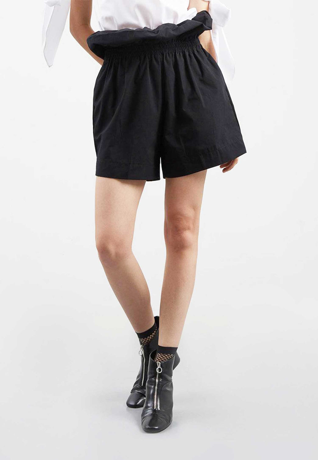 Walton. Mini Shorts - Black