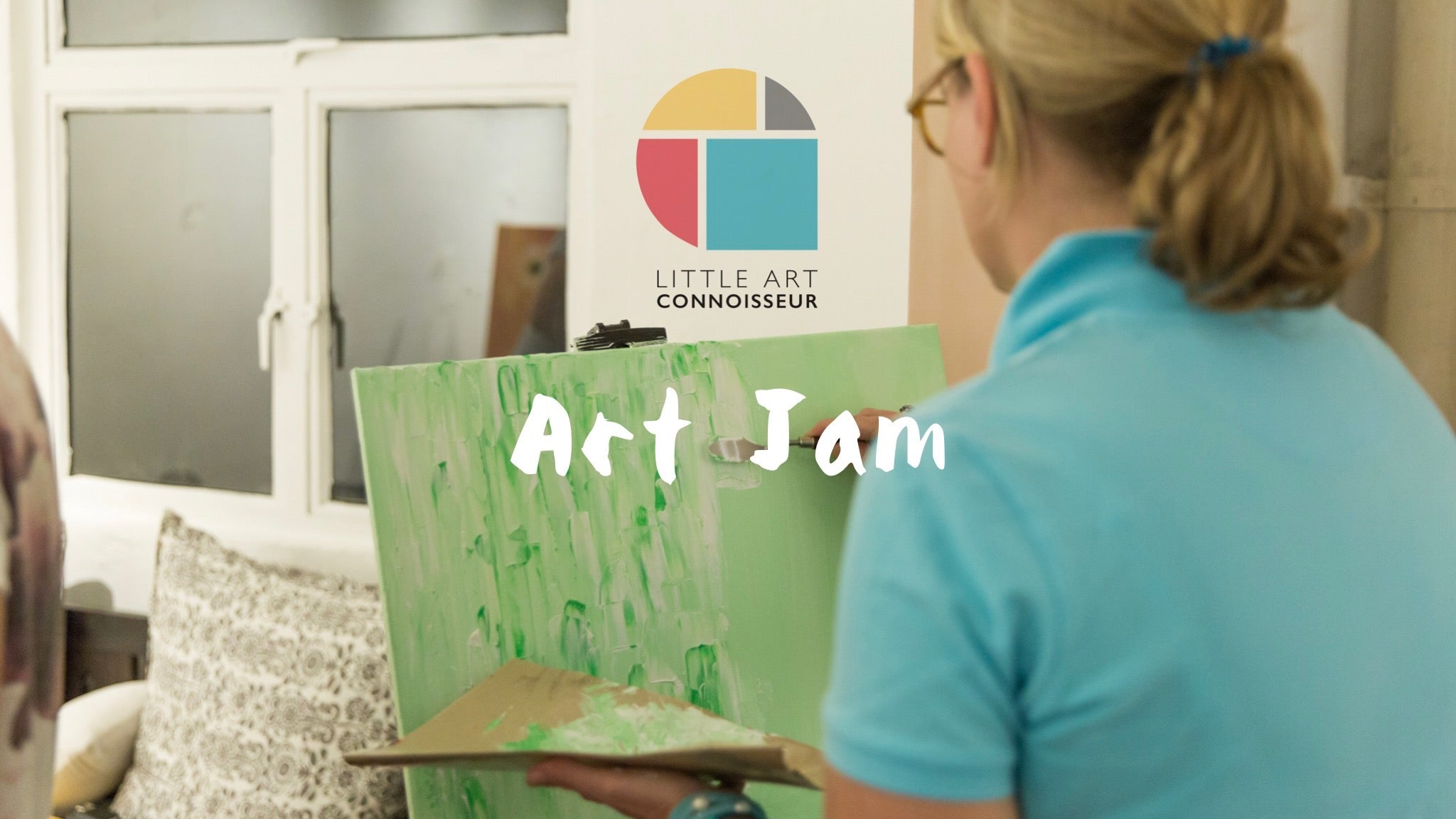 Art Jam | LAC Art Studio Singapore