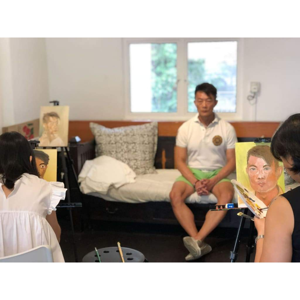 Life Portrait Painting Workshop