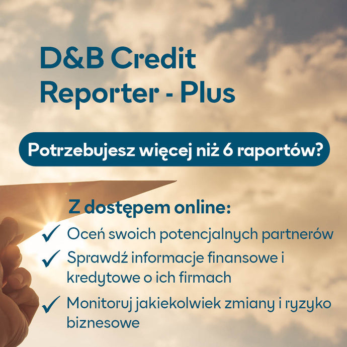D&B Credit Reporter - Plus