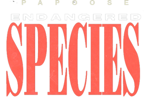 PAPOOSE - ENDANGERED SPECIES