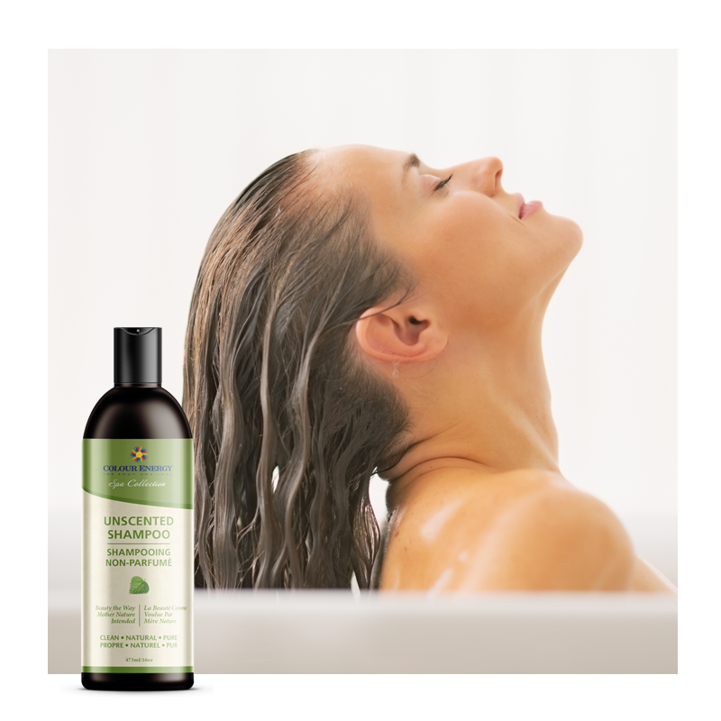 Natural Unscented Shampoo