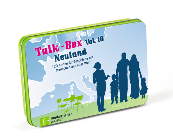 Talk-Box Vol. 10 - Neuland