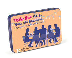 Talk-Box Vol. 15 - Mehr als Smalltalk