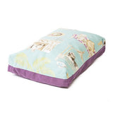 Rectangular Dog Bed Set - Best in Show Purple