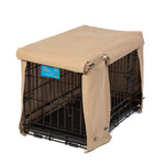 Washable Dog Crate Cover - Wheat