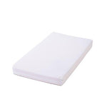 Sailor Blue Twill Memory Foam Crate Pads with Waterproof Liner