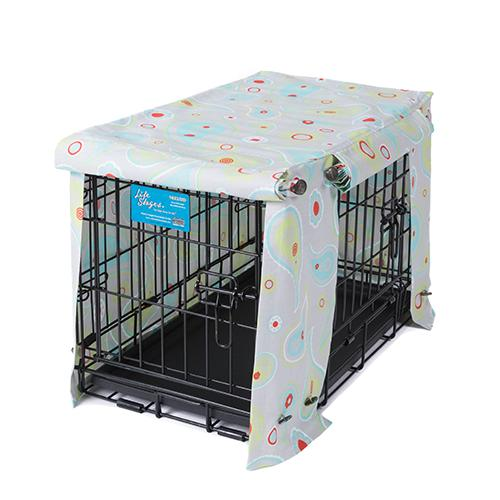 Washable Dog Crate Cover - Paisley