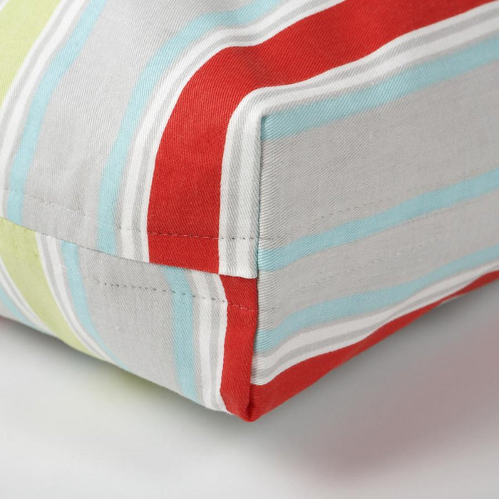 Rectangular Dog Bed Set - Harmony Stripe Twill