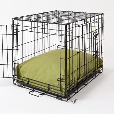 Crate Bed - Leaf Twill