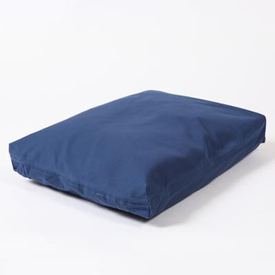 Washable Sailors Blue Dog Bed Cover
