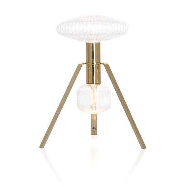 Cipher Table Lamp Small