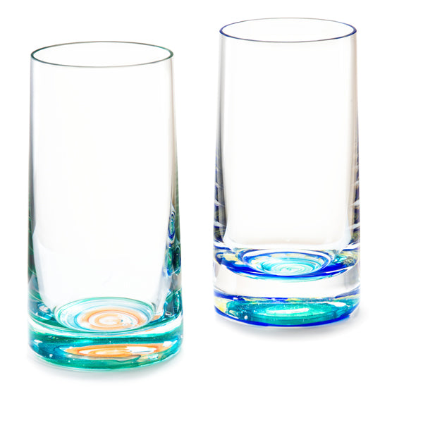 Candy Glass Tumbler