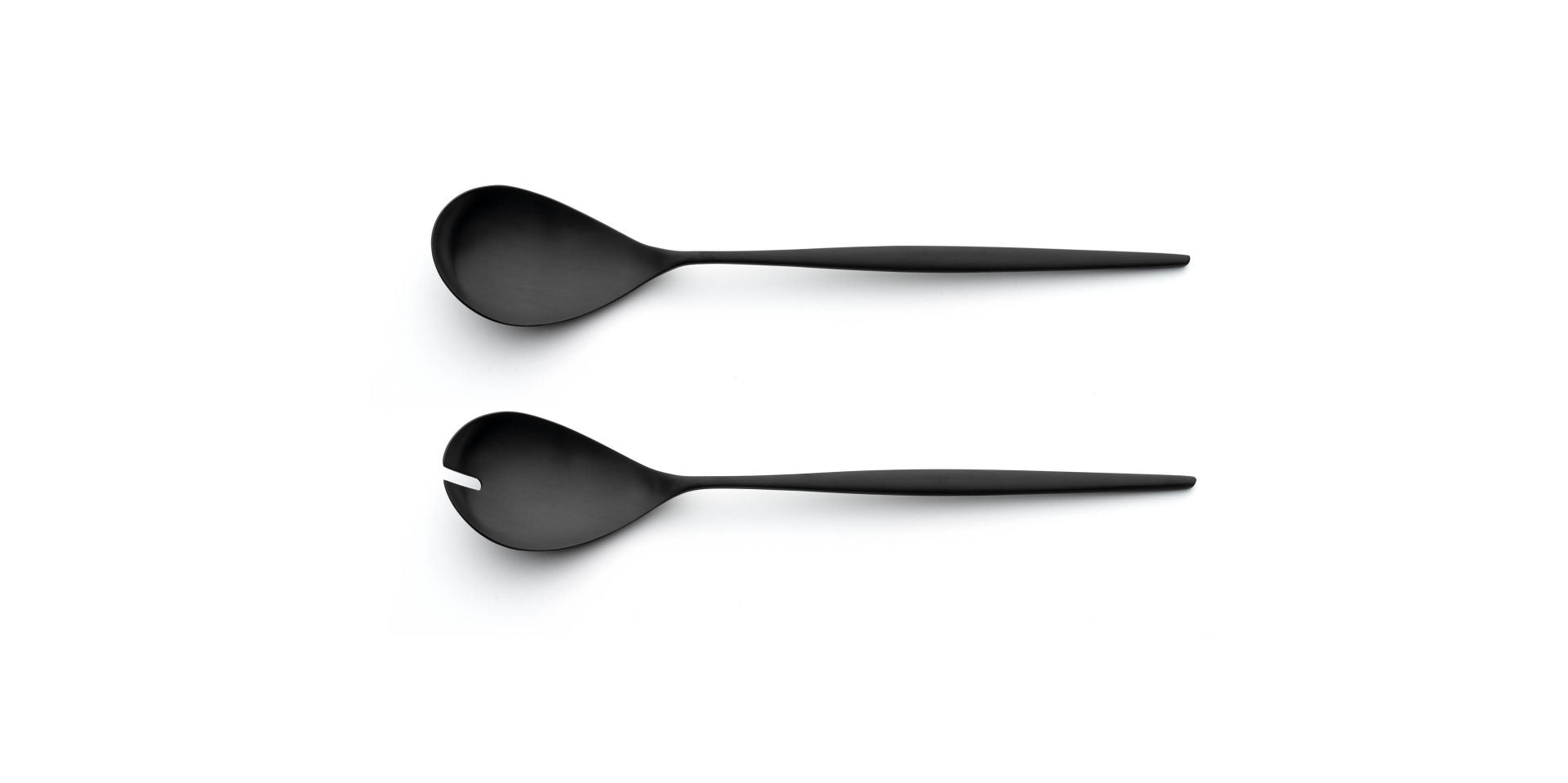 Cutlery Set - Moon Matte Black