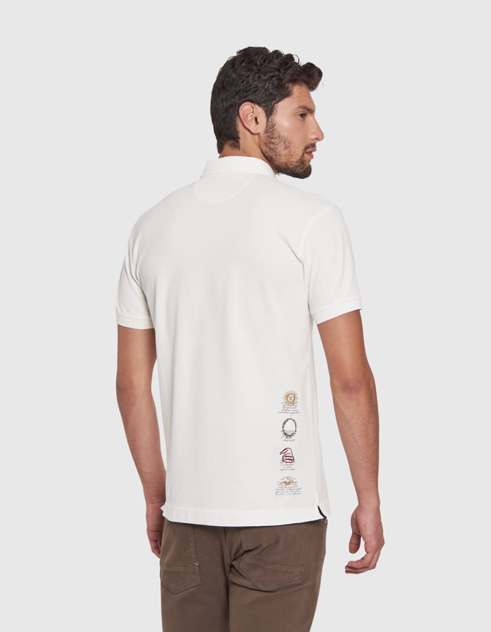 Men's Slim-fit Polo Shirt
