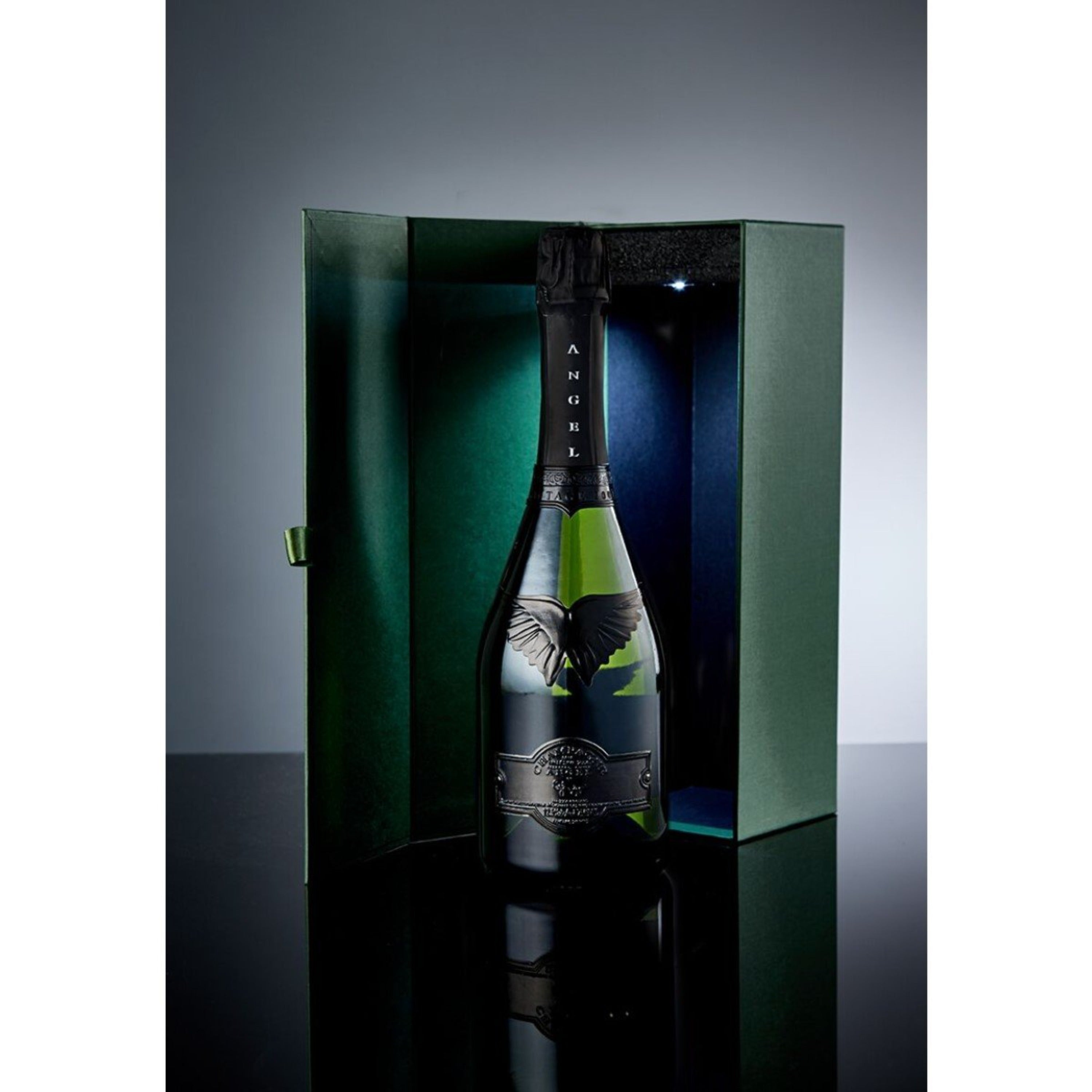 Angel Champagne Vintage 2005 Brut with box